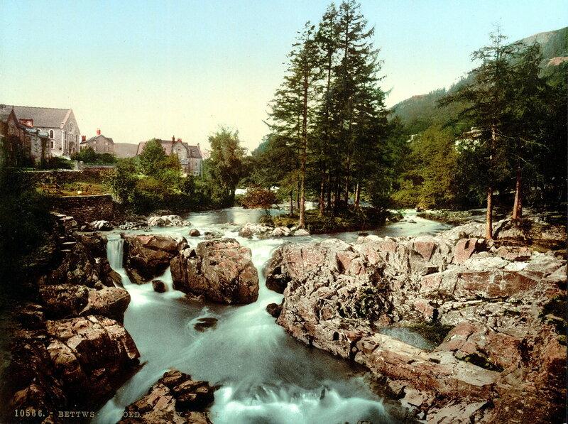 4. Бетус-и-Койд, река Понт-и-Пэйр
