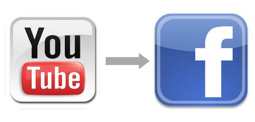 Продвигайте страницу Фейсбук на Youtube