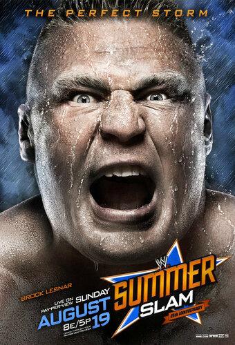 Post image of WWE Summerslam 2012