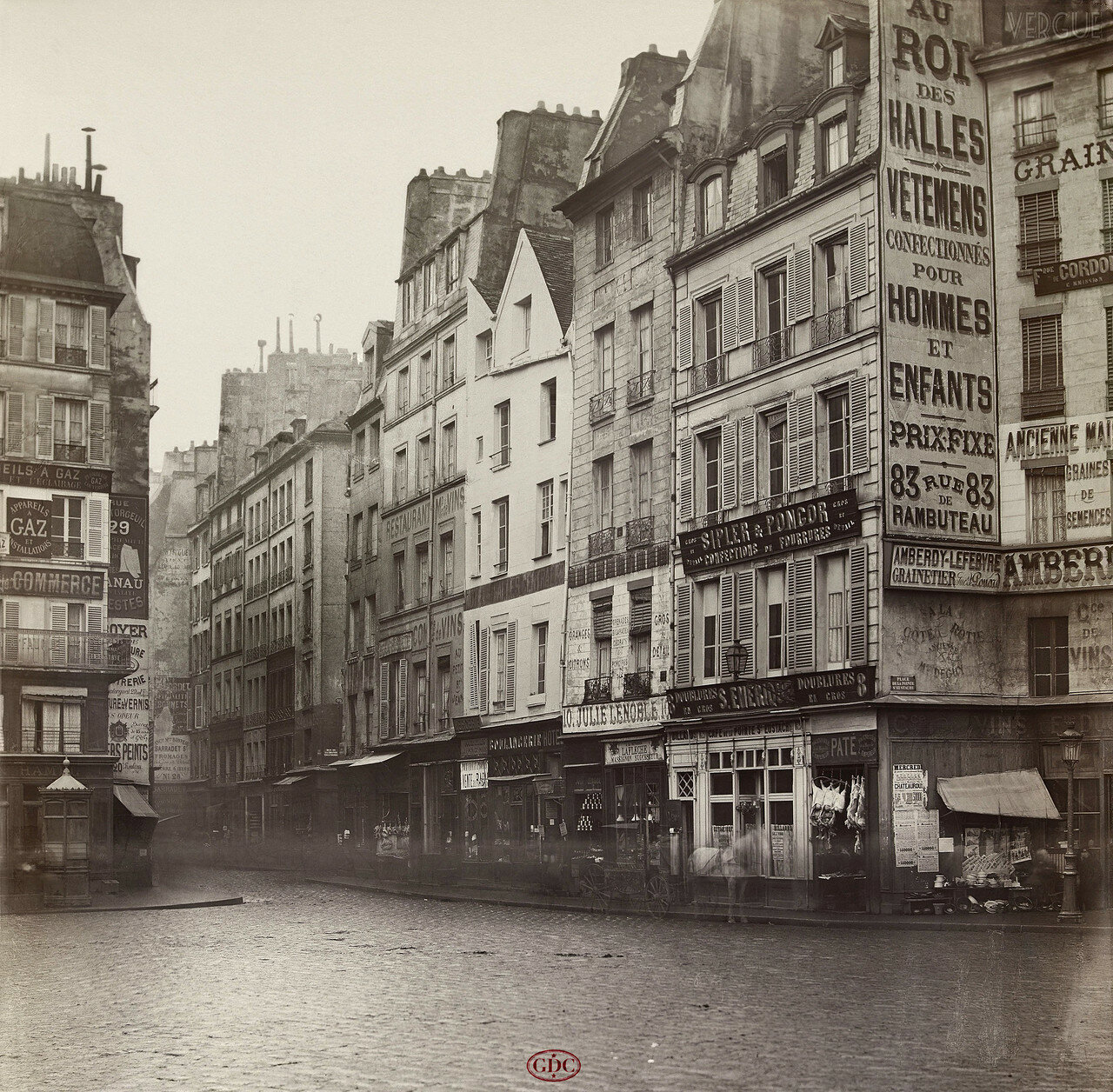 Сент-Эсташ. 1866