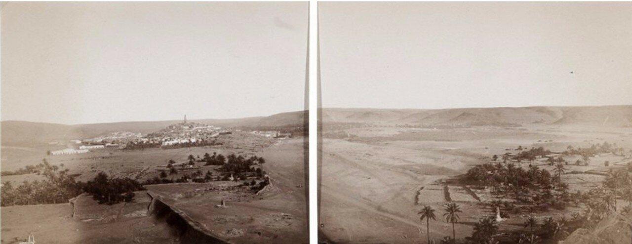 1890. Долина Мзаб. Алжир