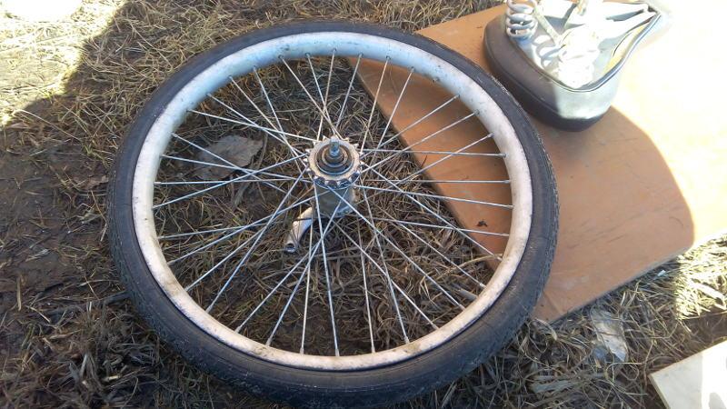 Велосипед Кама заднее колесо