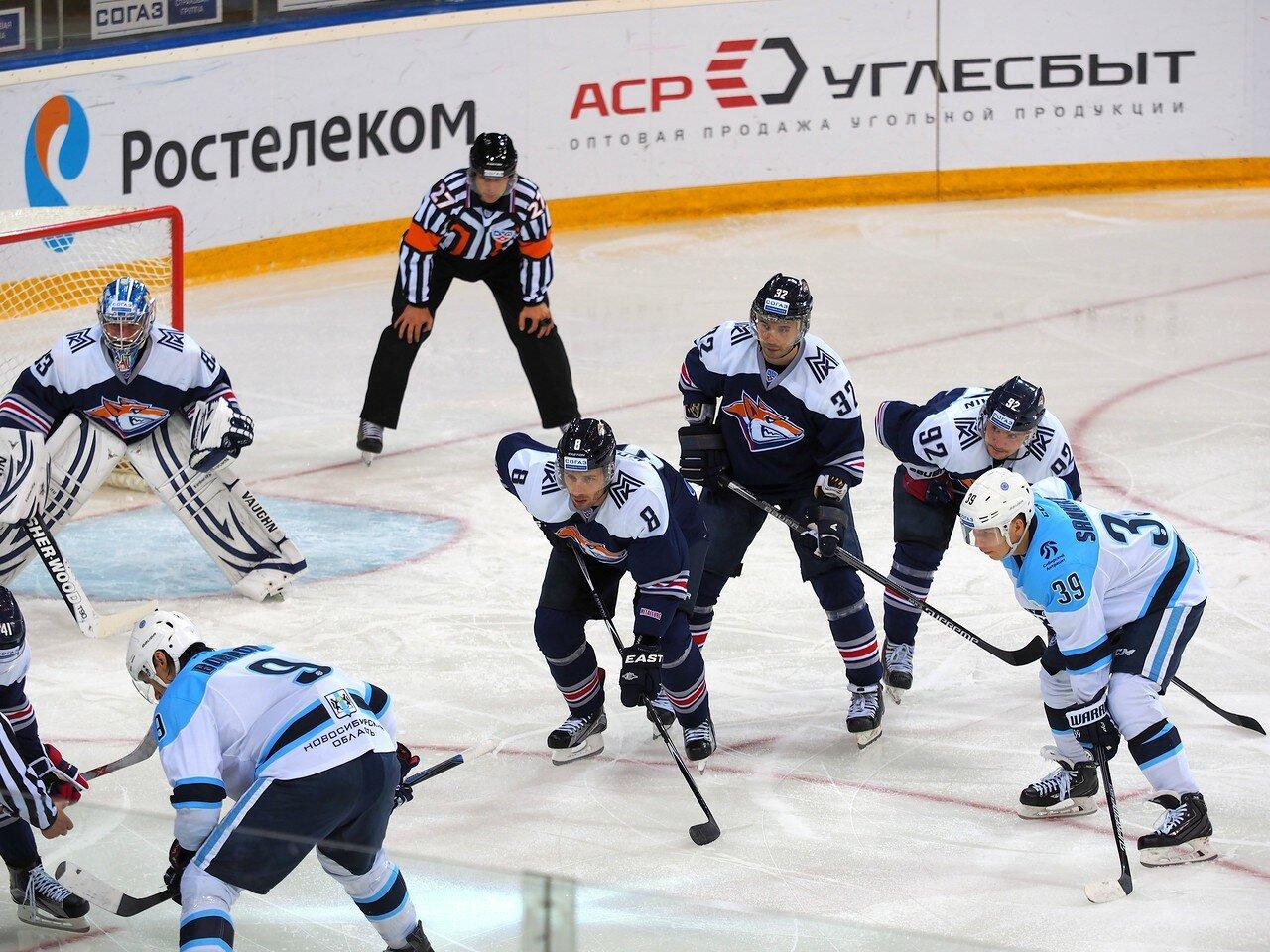 36Металлург - Сибирь 18.09.2015
