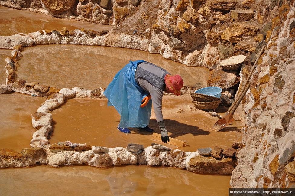 0 16a1fd 2fb91ac2 orig Морай и соляные копи Мараса недалеко от Куско в Перу