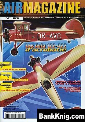 Журнал Air Magazine 23 jpg (72 dpi) ~2390x3400 54,3Мб