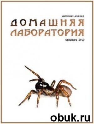 Книга Домашняя лаборатория №9 (сентябрь 2010)