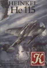Книга Heinkel He 115: Torpedo/Reconnaissance/Mine Layer Seaplane of the Luftwaffe