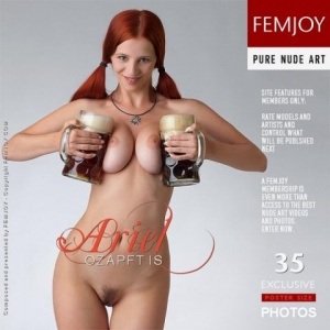 Журнал Журнал Femjoy - 2011-09-21- Ariel - Ozapft Is