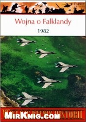 Книга Osprey PL WBH 006 Wojna o Falklandy 1982