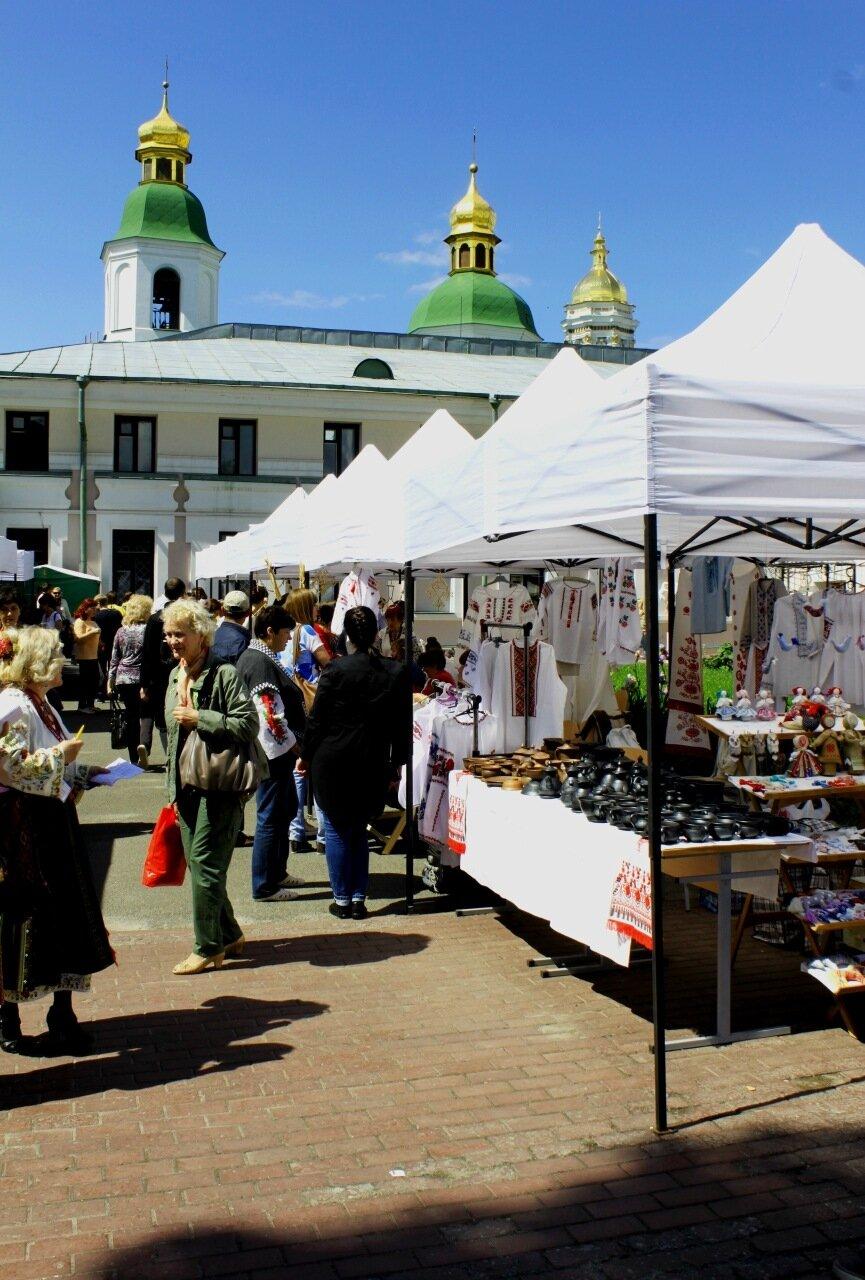Ярмарка ко Дню Киева 2017