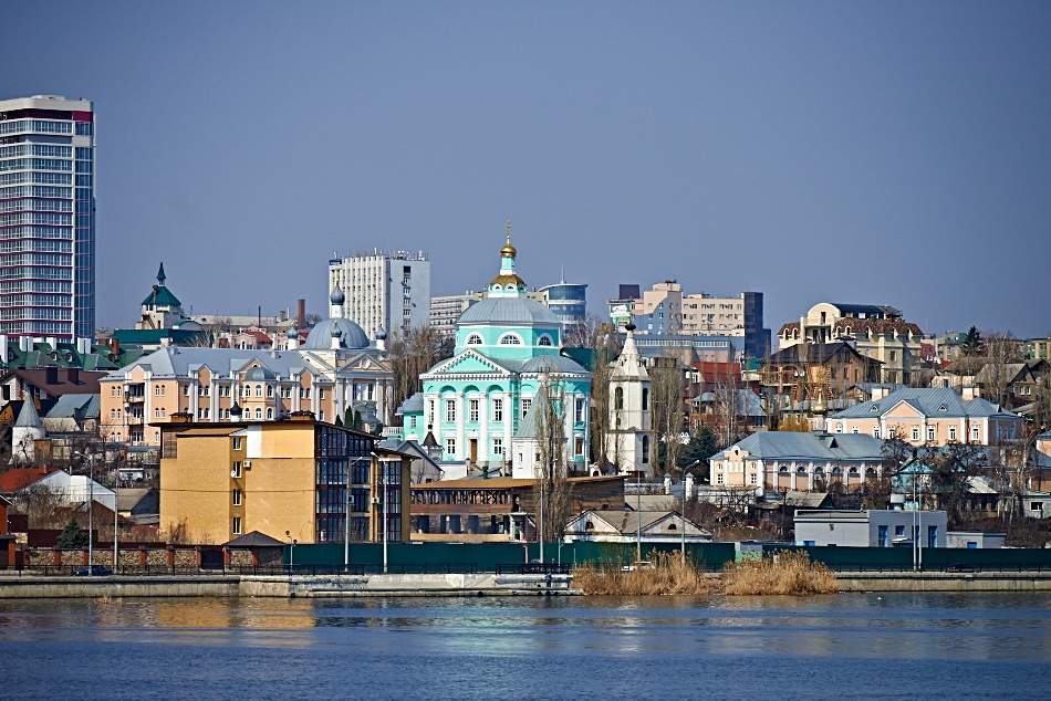 Река Воронеж