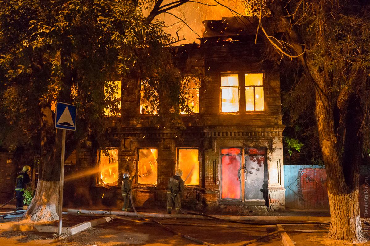 пожар саратов 7 июня 2015 5