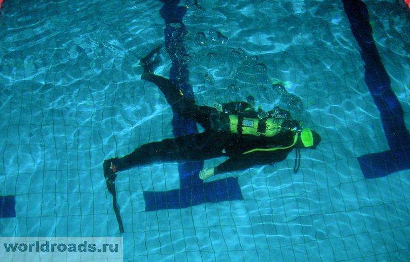 Дайвинг на Чёрном море