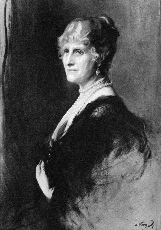 Сесилия Нина Кавендиш-Бентинк, мать Елизаветы Боуз-Лайон и бабушка Елизаветы II