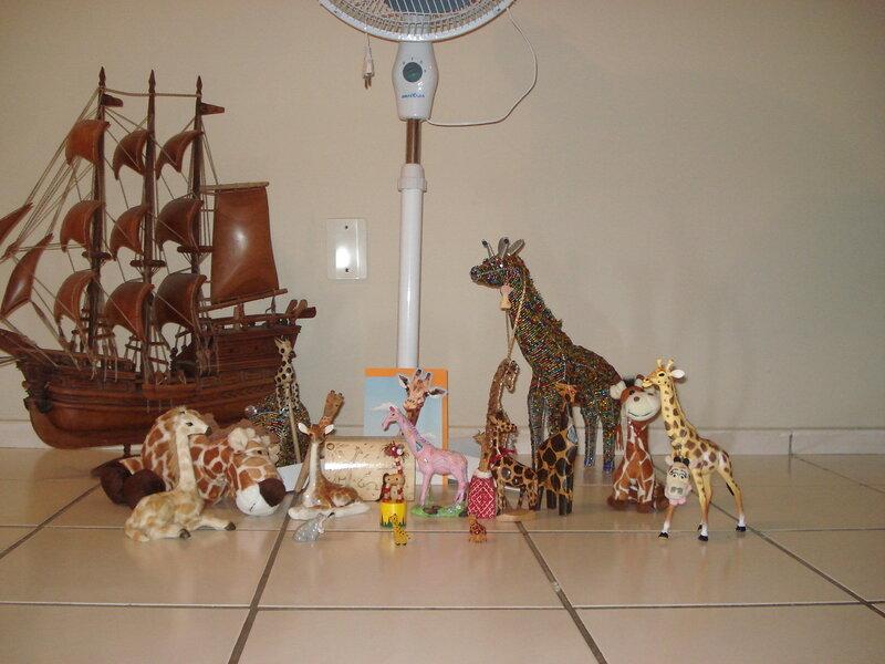 Коллекция Жирафиков
