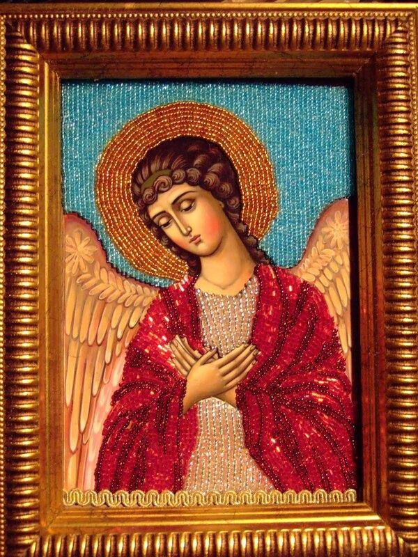 Поделиться.  Блоги.  Рамочка для свадебного фото - Ангел хранитель любви.