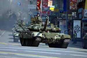 Міністр оборони Юрій Єхануров видав наказ про підготовку та проведення урочистостей, присвячених 17-й річниці Незалежності України