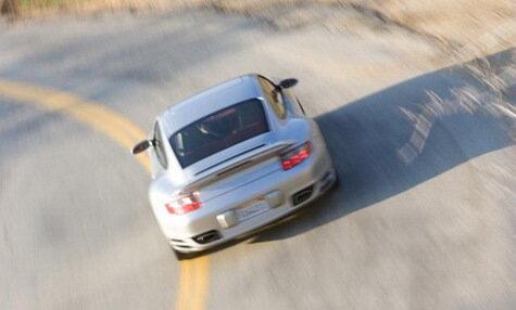 Сравнительный тест Nissan GT-R, Chevrolet Corvette Z06, Porsche 911 Turbo