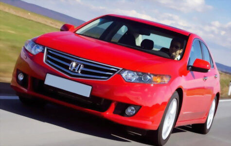 Новая Honda Accord для Европы и России
