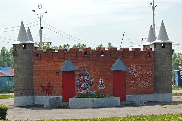 Фотоблудни города В.