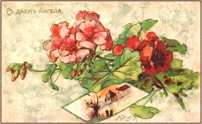 Красивая открытка на рождество своими руками