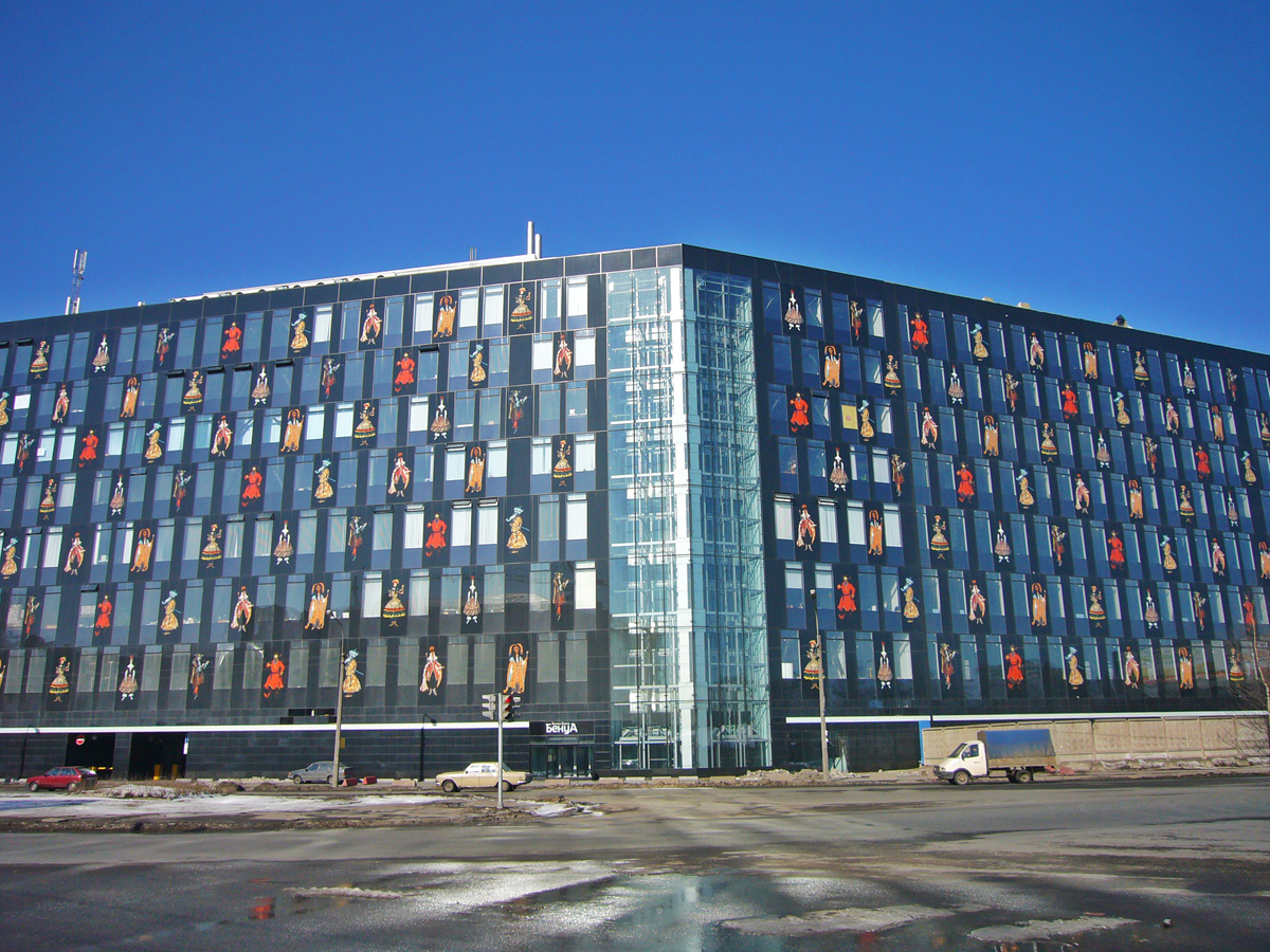 Бенуа, бизнес-центр в Санкт-Петербурге, адреса