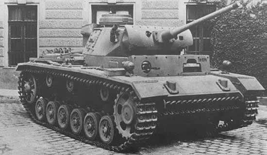 Танки Мира №36 PzKpfw III