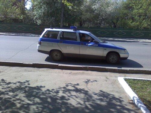 Полиция Пензы