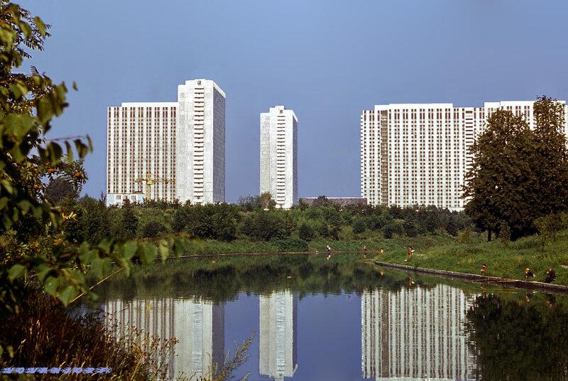Измайлово, гостиничный комплекс 1980