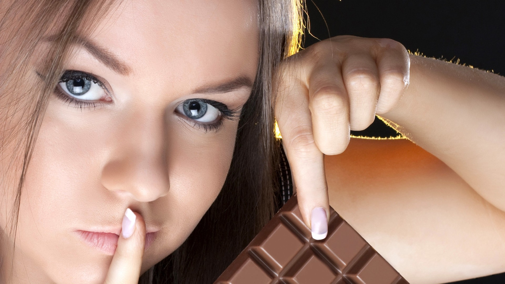 Шоколадка против старости