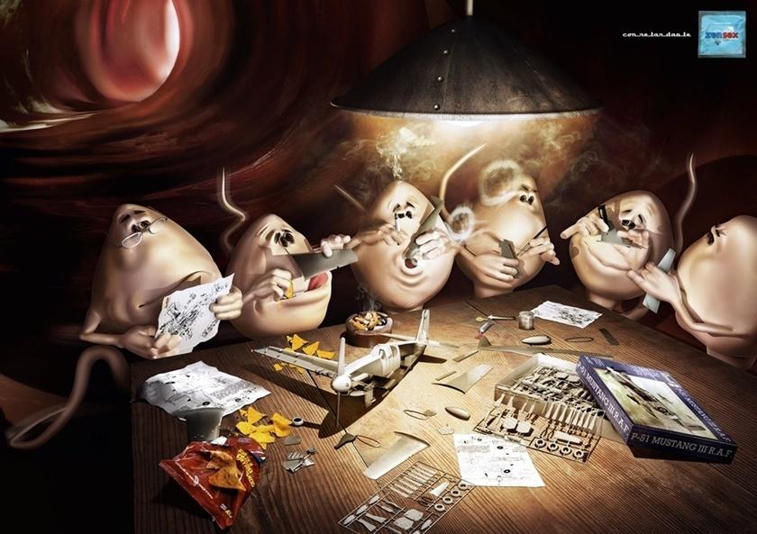Как сделана креативная реклама презервативов 0 141a74 31455e4b orig
