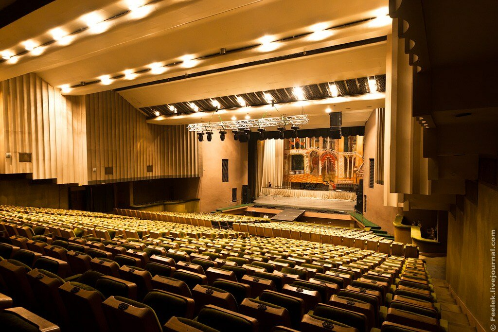 музыкальный театр премьера