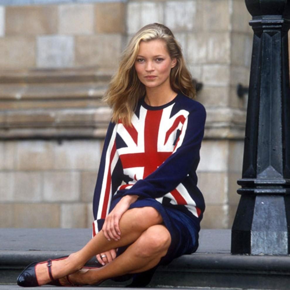 10. Кейт Мосс, 1974 г.р., Великобритания. Фешен-икона 90-х, британка Кейт известна как одна из самых