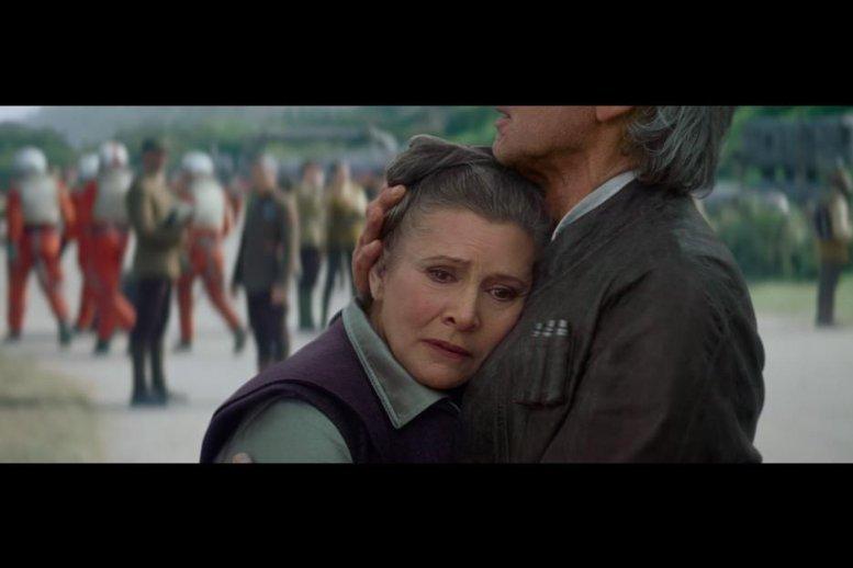 Star Wars.The Force Awakens. Звёздные войны. Пробуждение силы. 2015 Форд Харрисон Кэри Фишер
