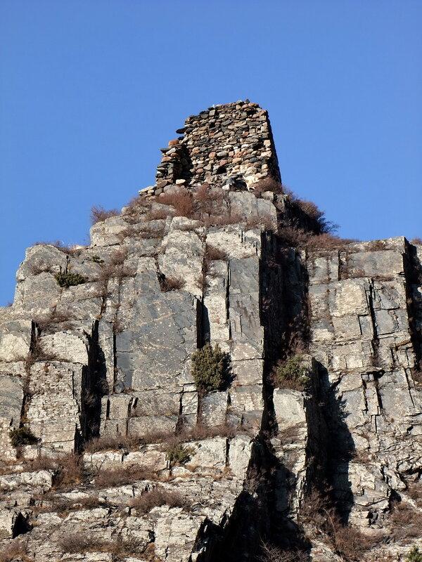 сторожевая башня Дударовых
