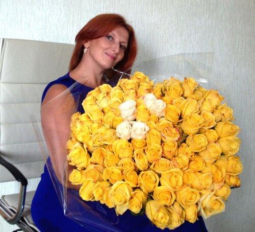 """Фото """"Обожаю жёлтые цветы"""", награжденное Звездой Вдохновения"""