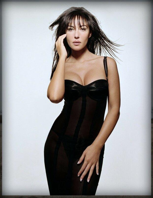Моника Беллуччи - итальянская актриса (12).JPG
