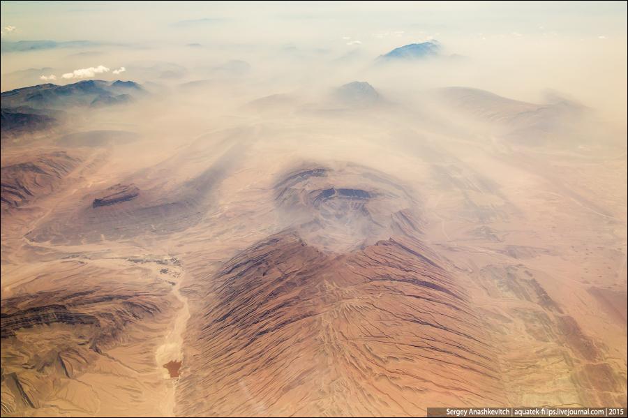 Иранская пустыня / Iranian desert