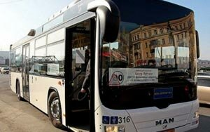 Участники  саммита АТЭС во Владивостоке будут пользоваться автобусами бесплатно