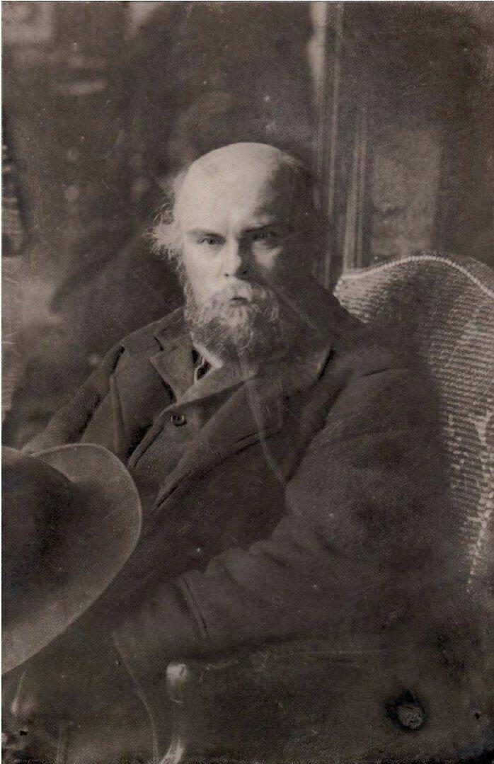 1890. Поль Верлен (поэт)