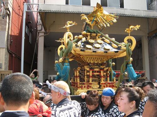 Праздник Сандзя-мацури