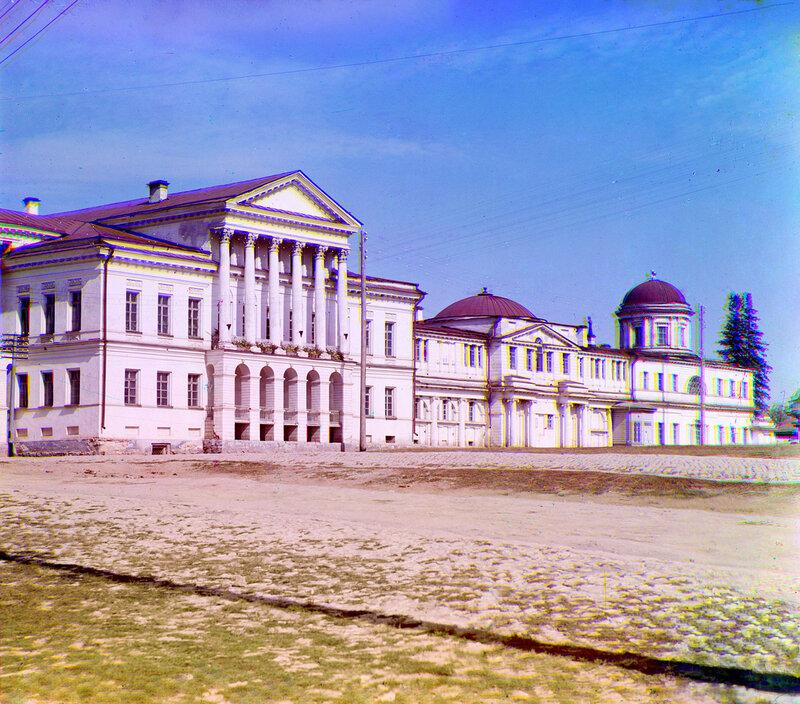 Харитоновский дом в г. Екатеринбурге.