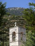 Колокольня в монастыре Врондиси