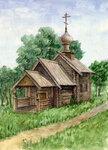 Музей деревянного зодчества в Нижнем Новгороде
