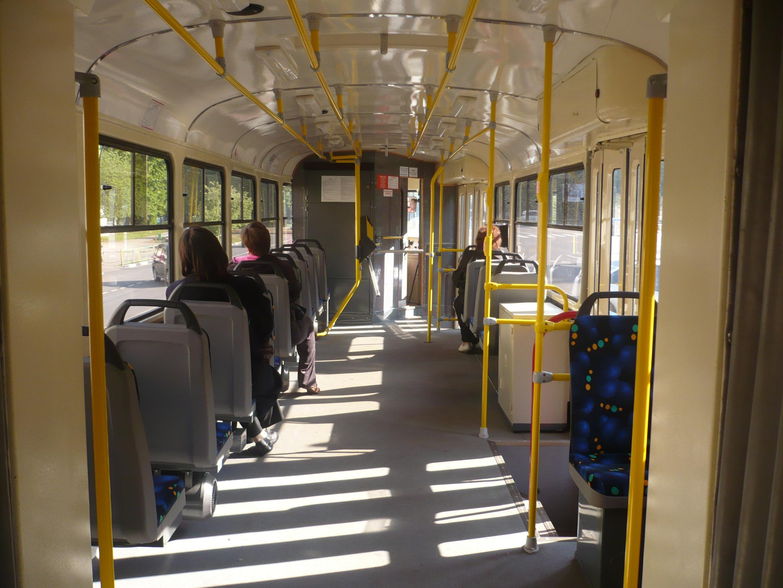 В трамваях нового поколения, которые запустят в Москве - появится валидатор ...