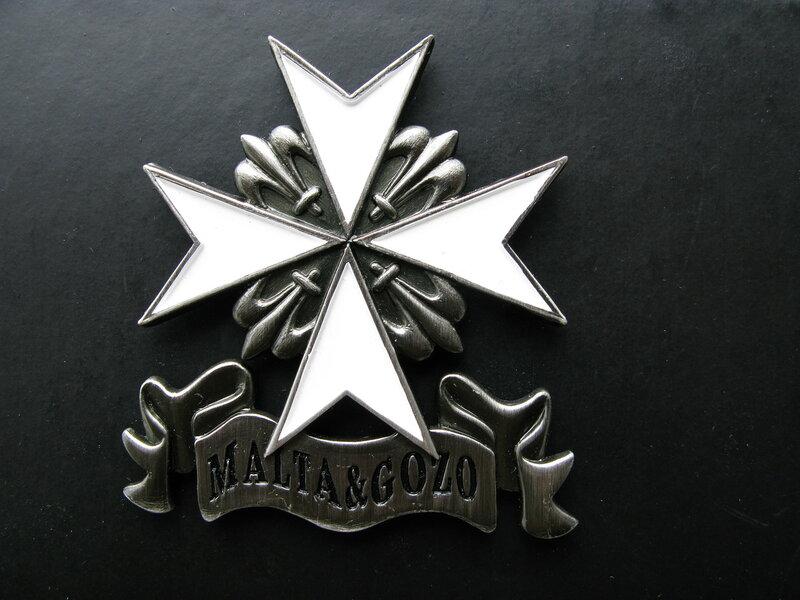 мальтийский крест, история мальтийского креста