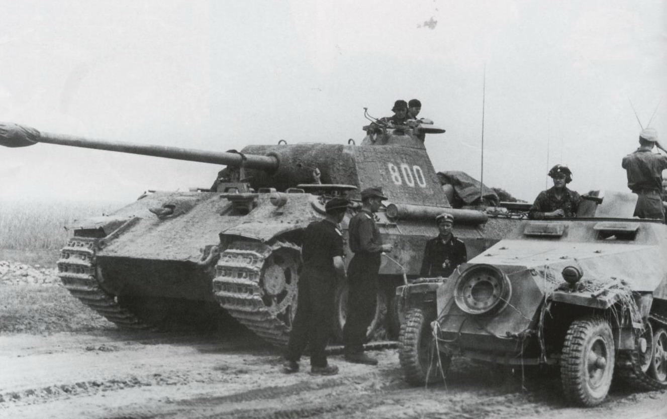 Sd.Kfz. 251 / Pz.Kpfw. V