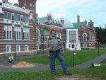 Замок Шереметьевых в д.Юрино республики Марий-Эл (17.05.2008)