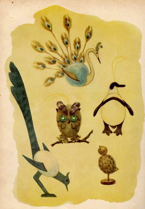 Игрушки из яичной скорлупы