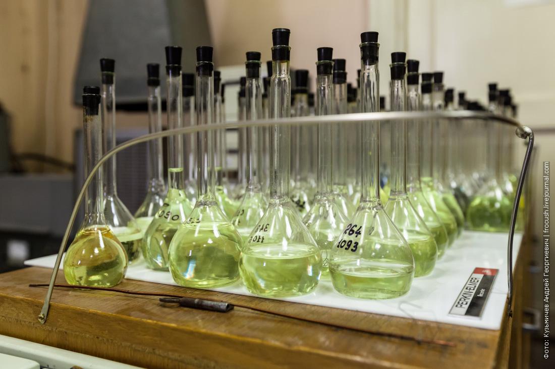 ЦНИИТМАШ Лаборатория химического и спектрального анализа